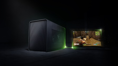 Razer Core X - [2018] A - Key Visual