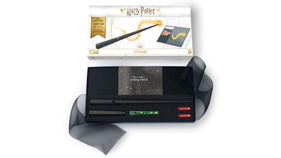 Harry Potter Kano Coding Kit-CODINGWAND-PR-BOX-OPEN (Large)