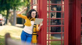 Harry Potter Kano Coding Kit-CODINGWAND-PR-PHONEBOX (Large)