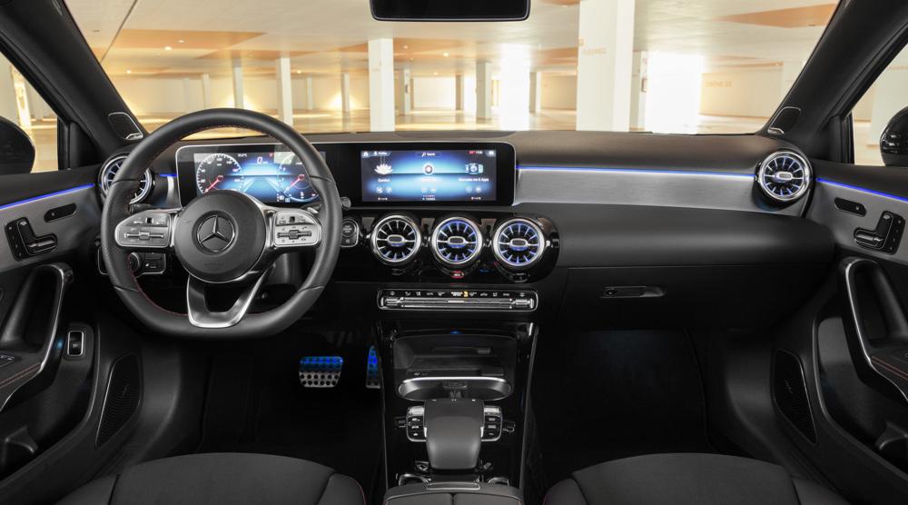 Mercedes Announces The A Class Sedan Thecanadiantechie