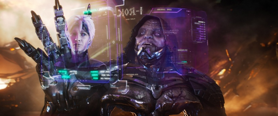 "Warner Bros. Pictures,' Amblin Entertainment's and Village Roadshow Pictures' action adventure ""READY PLAYER ONE,"" a Warner Bros. Pictures release. Courtesy of Warner Bros. Pictures"