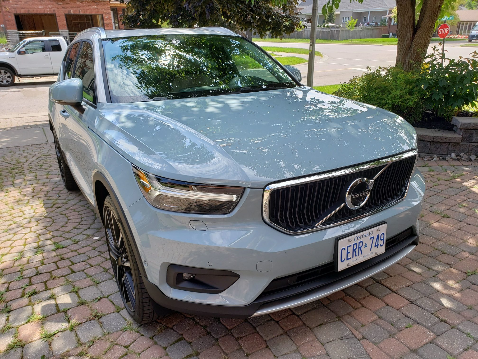 2019 Volvo XC40 Review – TheCanadianTechie
