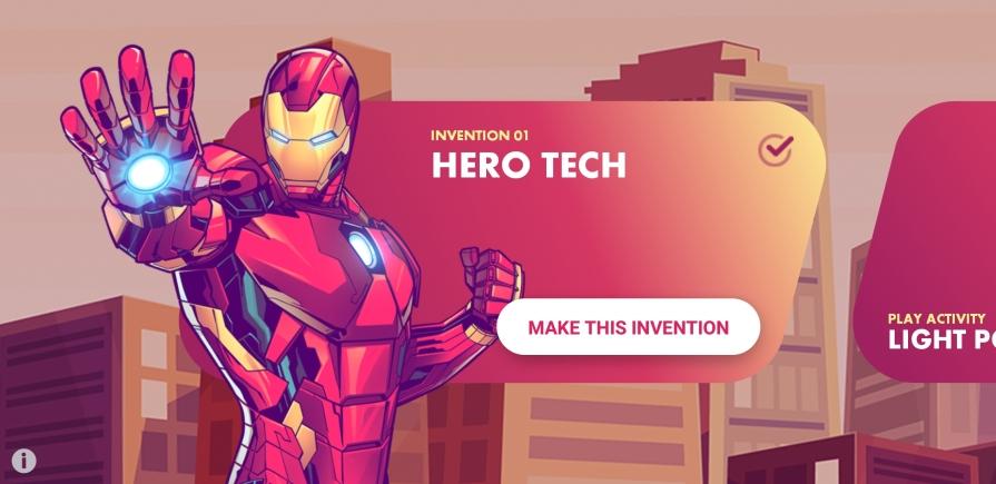 littleBits_Avengers_Hero_Inventor_Kit_Review_Screenshot_20180921-183158_Hero Inventor