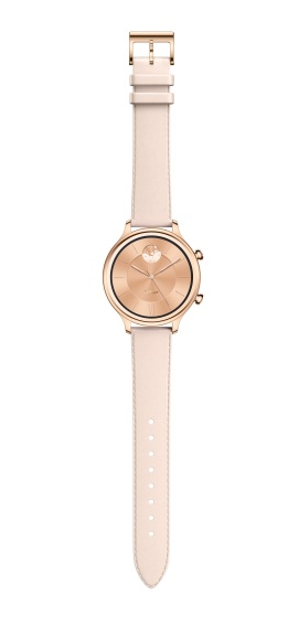 TicWatch C2 Rose Gold vertical