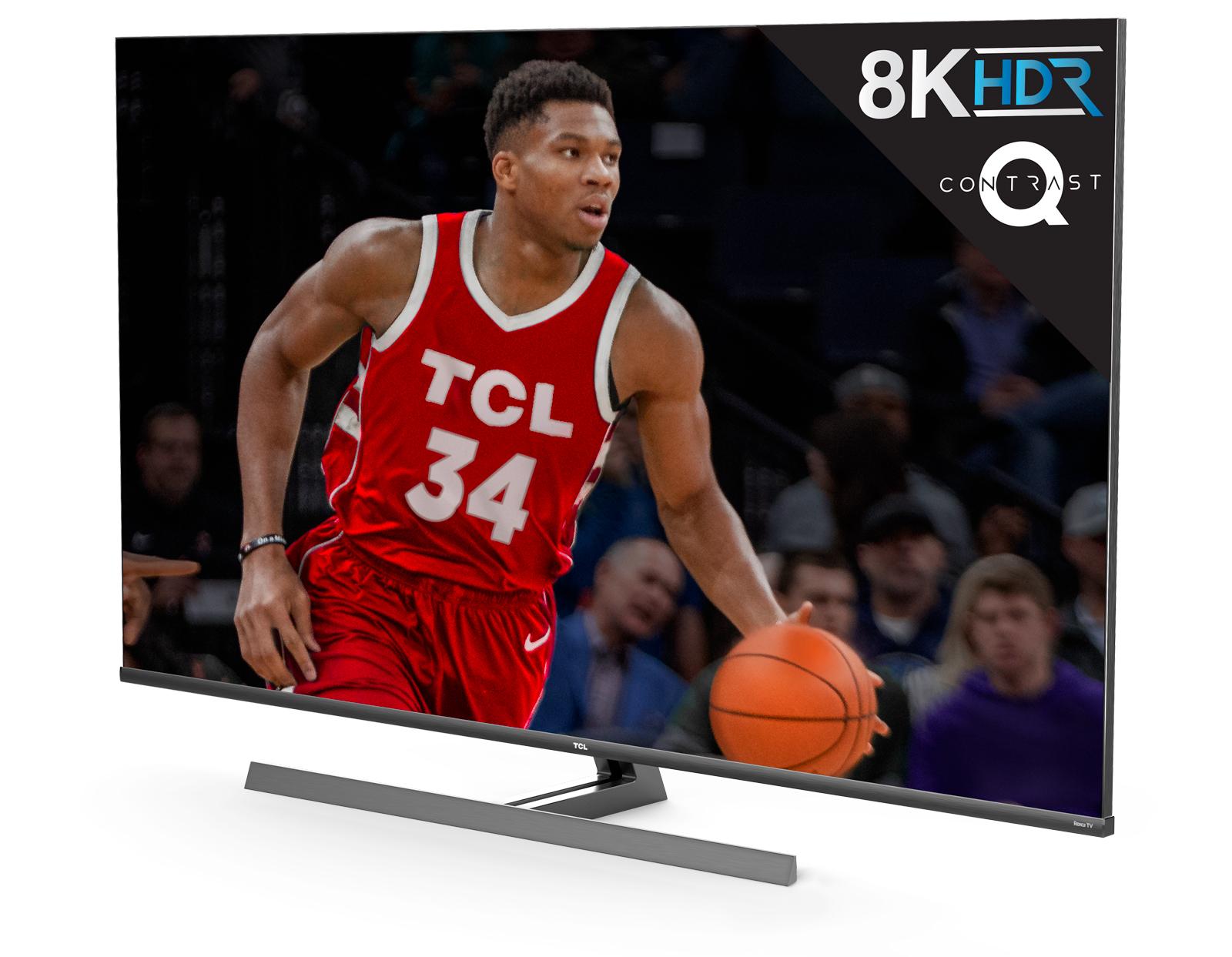 TCL announces the first 8K Roku TV, Alto Soundbars and more