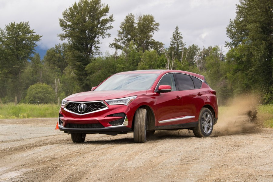 2019 acura rdx review  u2013 thecanadiantechie