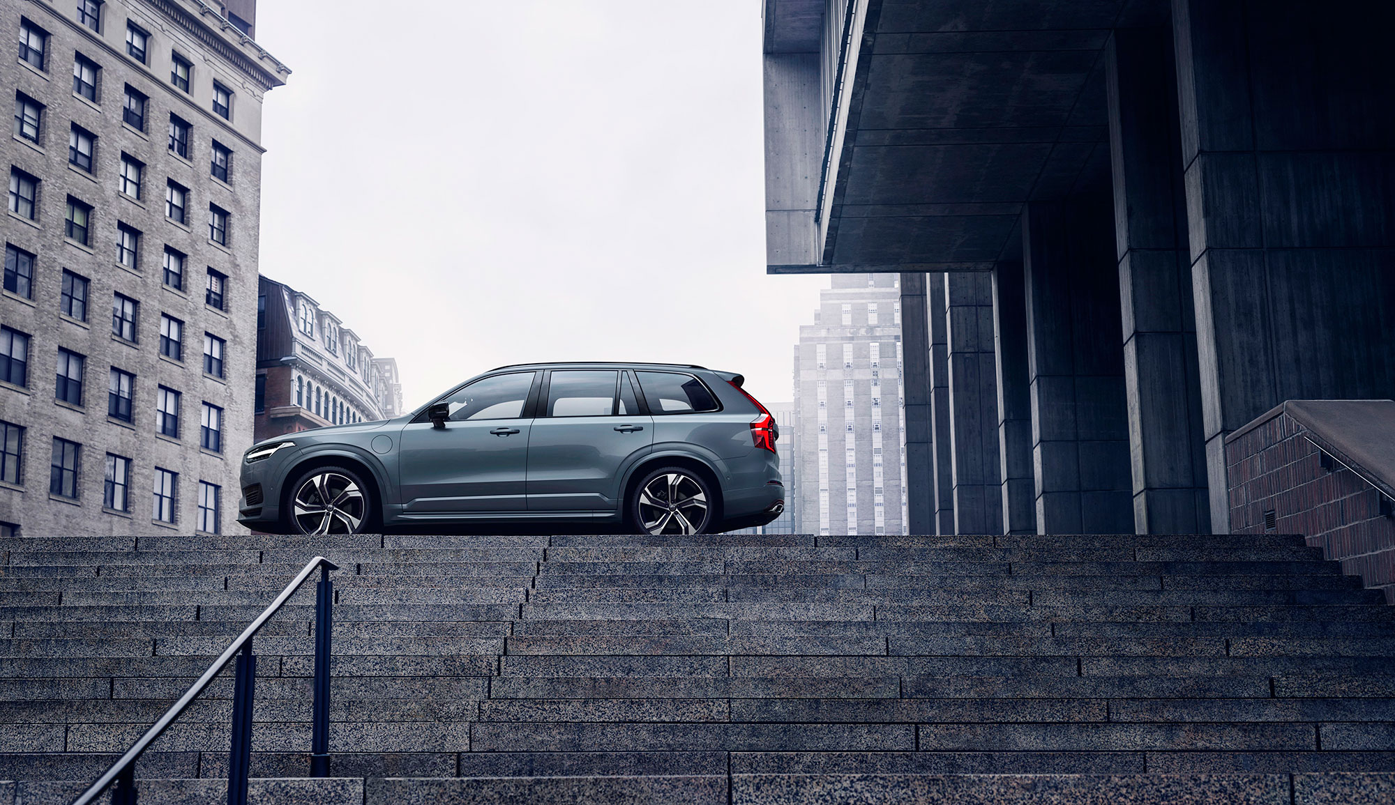 Volvo Refreshes Their Xc90 Suv Thecanadiantechie