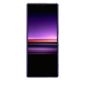 Sony Xperia 1 in Purple
