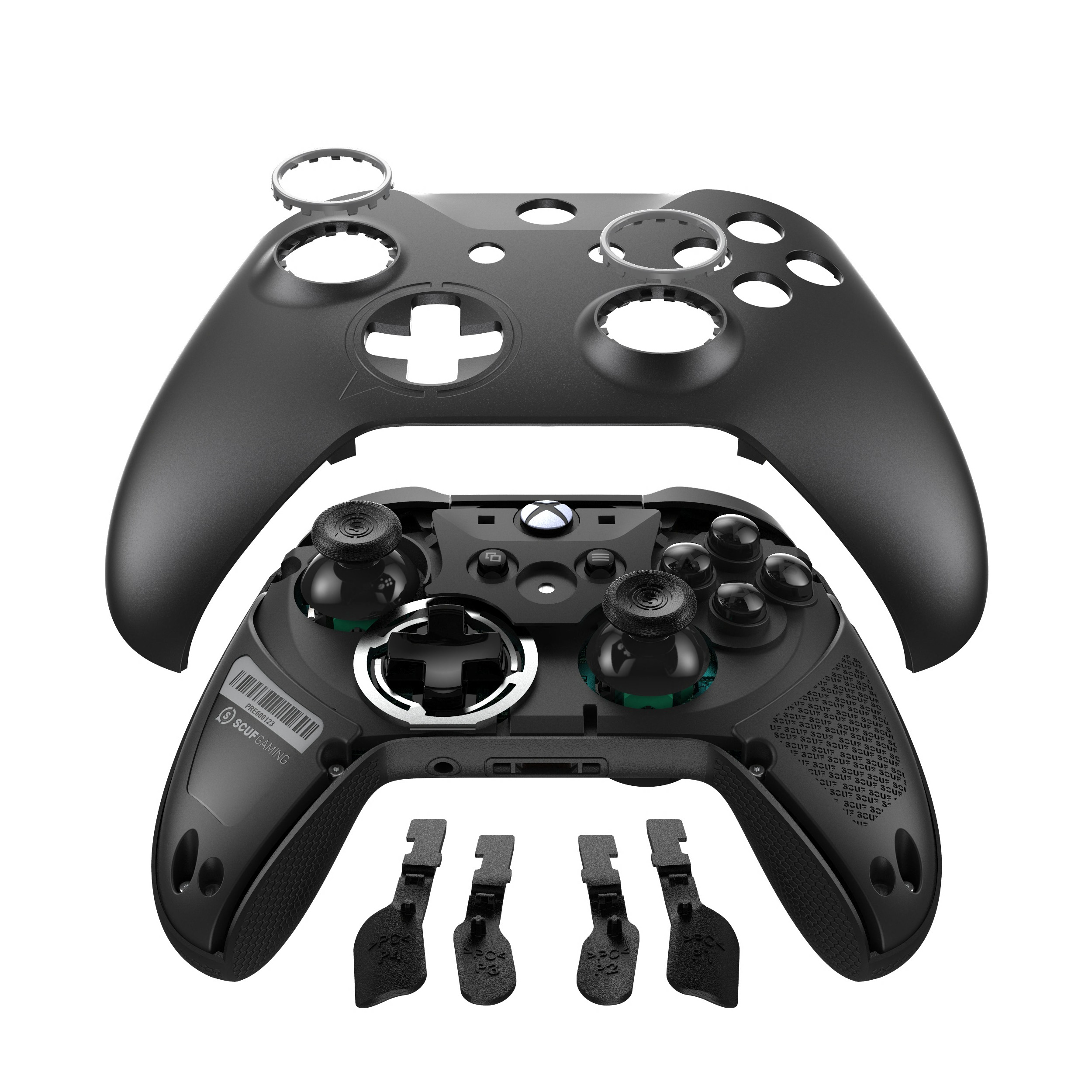 Scuf takes on the Xbox Elite Controller with their customizable