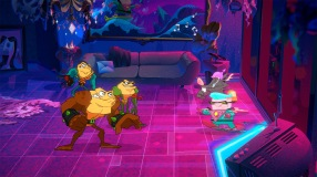 Battletoads Lounge Screenshot