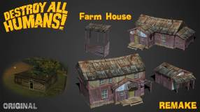 Destroy_All_Humans_remake_Before-After-Farm-House
