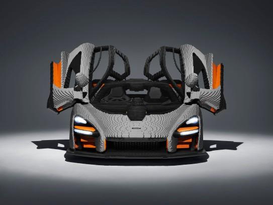Forza Horizon 4 LEGO Speed Champions Senna Front Key Art