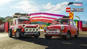 Forza Horizon 4 LEGO Speed Champions Mini Side by Side Screenshot