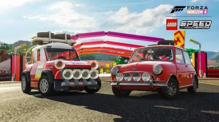 Forza Horizon 4 LEGO Speed Champions Mini Side by Side Screenshot