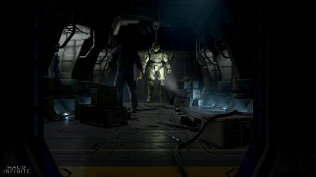 Halo Infinite Screenshot Legendary Cargo