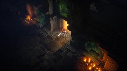 Minecraft Dungeons Screenshot Enter the Dungeon