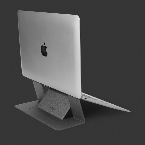 Moft_Laptop_Stand_Space_Grey