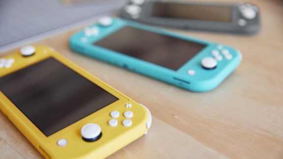 Nintendo Switch Lite - 2