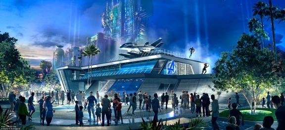 Disneyland_AvengersCampus_2