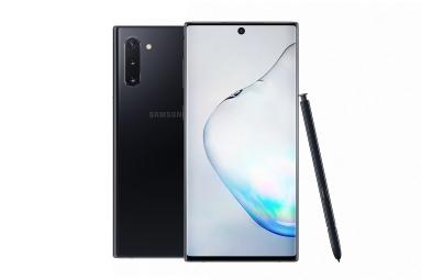 Galaxy Note10 (Aura Black)