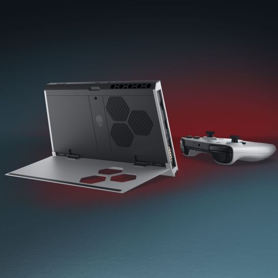Dell Concept UFO - CONCEPT ONLY - NOT CURRENTLY AVAILABLE FOR PURCHASE