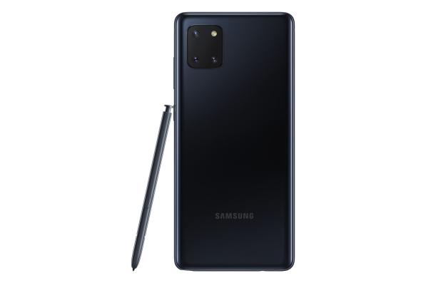 Galaxy Note10 Lite (Aura Black)