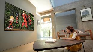 LG OLED TV GX Gallery (2020)