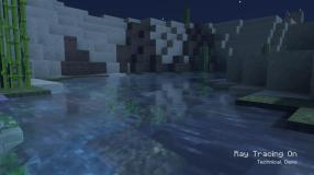 Minecraft_Ray_Tracing_On