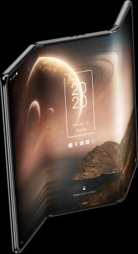 TCL Tri-Fold Display Concept