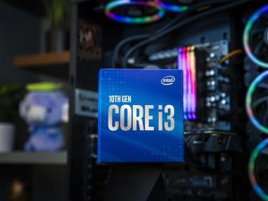 10th Gen Intel Core i3 Desktop Processor (Comet Lake-S)