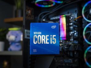 10th Gen Intel Core i5 Desktop Processor (Comet Lake-S)