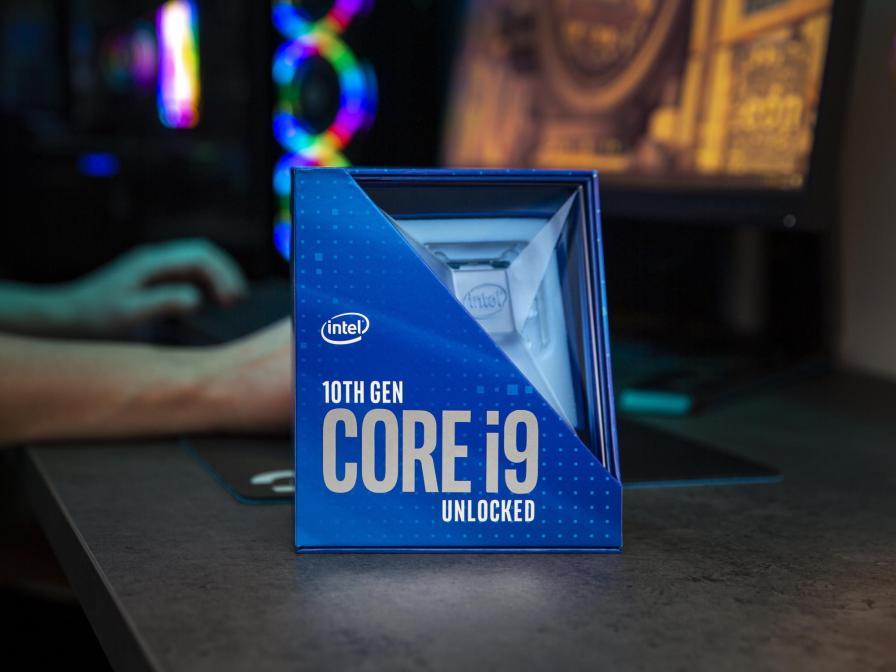 10th Gen Intel Core i9 Desktop Processor (Comet Lake-S)