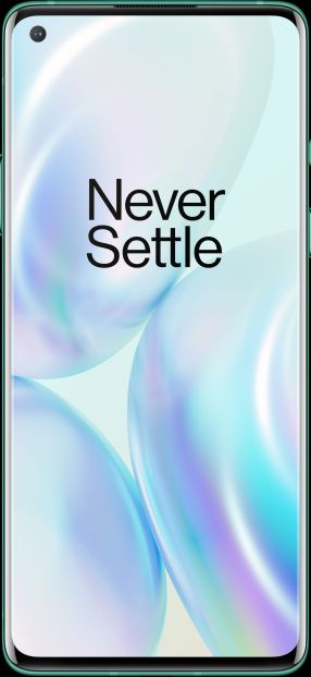 OnePlus 8 (Glacial Green)