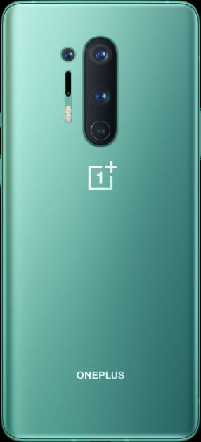 OnePlus 8 Pro (Glacial Green)
