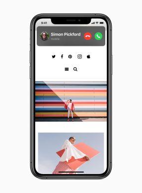 iOS 14 Calls
