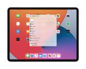 iPadOS 14 Search