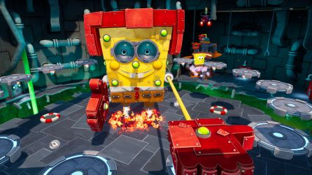 SpongeBob SquarePants Battle for Bikini Bottom - Rehydrated 7