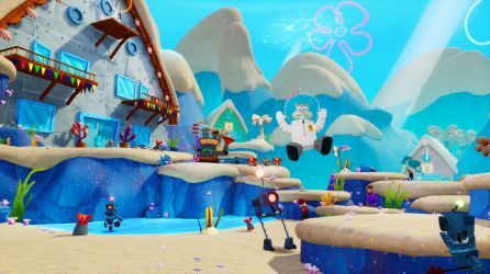 SpongeBob SquarePants Battle for Bikini Bottom - Rehydrated 8