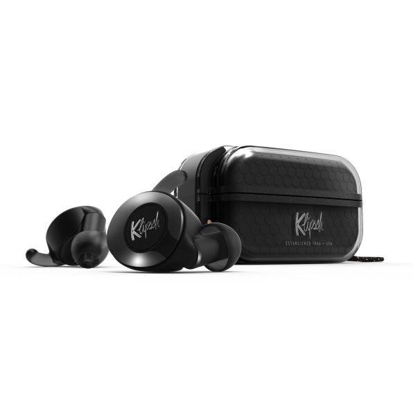 Klipsch T5 II True Wireless Sport Earphones - Black