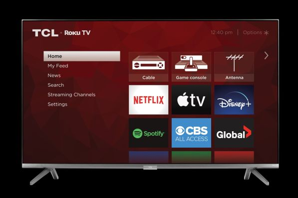 TCL 6-Series (2020) - 55-inch