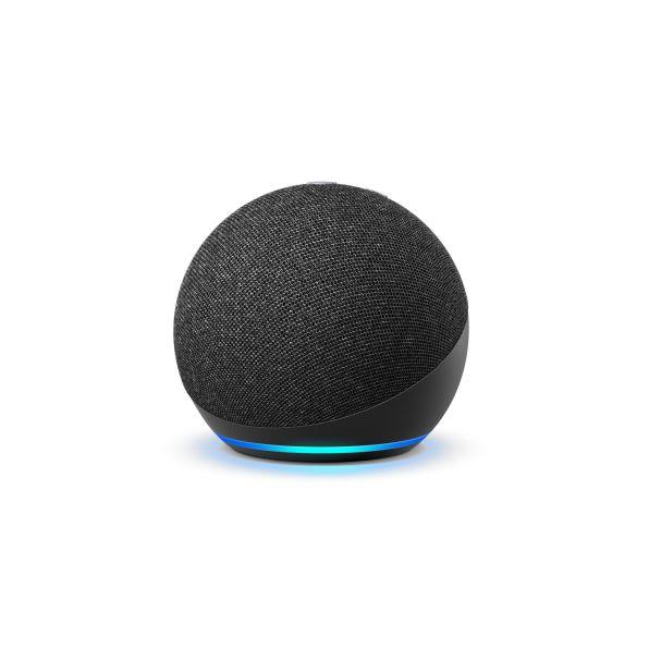 Amazon Echo Dot (4th Gen) - Charcoal