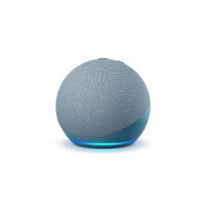 Amazon Echo Dot (4th Gen) - Twilight Blue