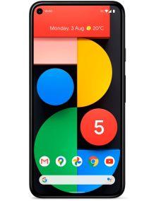 Google Pixel 5 (Just Black)