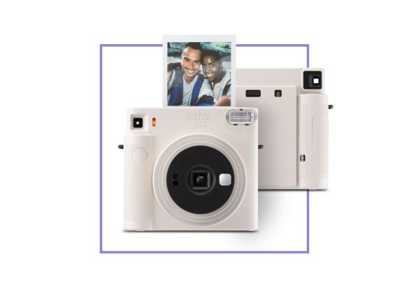 Instax Square SQ1 Chalk White