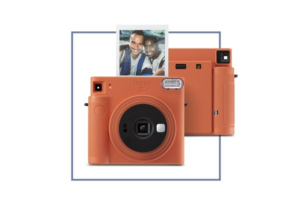 Instax Square SQ1 Terracotta Orange