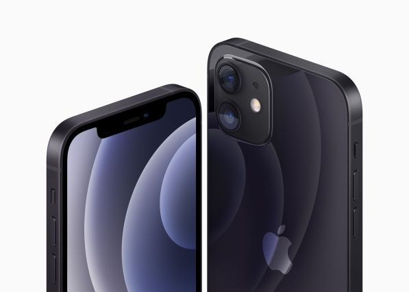 Apple iPhone 12 and iPhone 12 Mini - Black