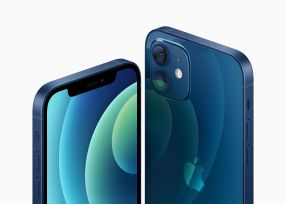 Apple iPhone 12 and iPhone 12 Mini - Blue
