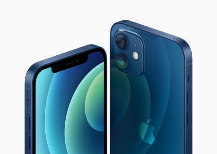 Apple iPhone 12 and iPhone 12 Mini - Blue