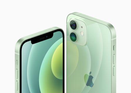 Apple iPhone 12 and iPhone 12 Mini - Green