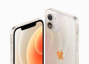 Apple iPhone 12 and iPhone 12 Mini - White
